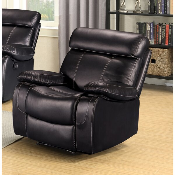 Alvia Manual Recliner Chair by Living In Style