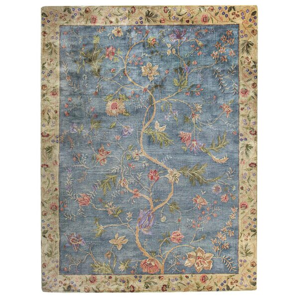 Garden Farms Blue Area Rug by Capel Rugs