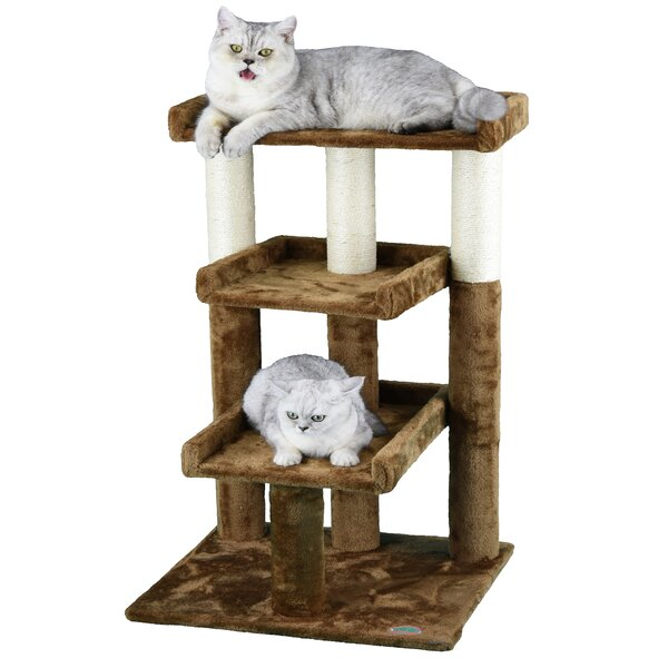 35 Cat Tree by Go Pet Club