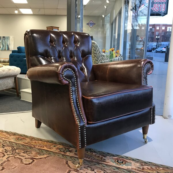 Aurelia Armchair by Darby Home Co