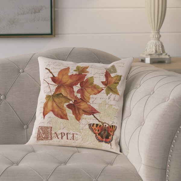 Chadwin Pillow Cover by August Grove