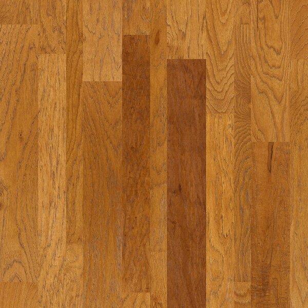 Hastings Random Width Engineered Hickory Hardwood Flooring in Marksville by Shaw Floors