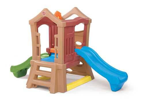Play Up Double Slide Climber by Step2