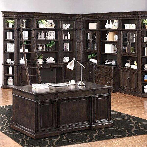 Tarin Executive Desk (Set of 3)