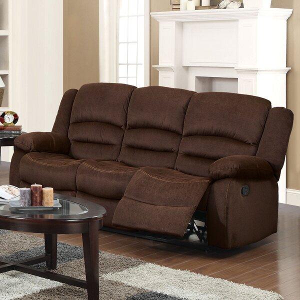 Fresh Collection Khang Motion Reclining Sofa by Red Barrel Studio by Red Barrel Studio