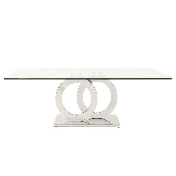 Langer Coffee Table By Orren Ellis