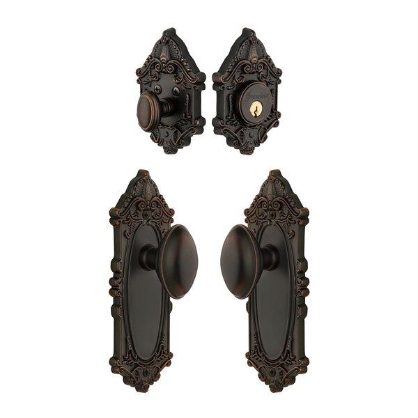 Grande Victorian Knobset by Grandeur