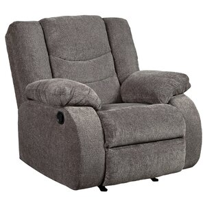 Ridgemont Manual Rocker Recliner by Loon Peak