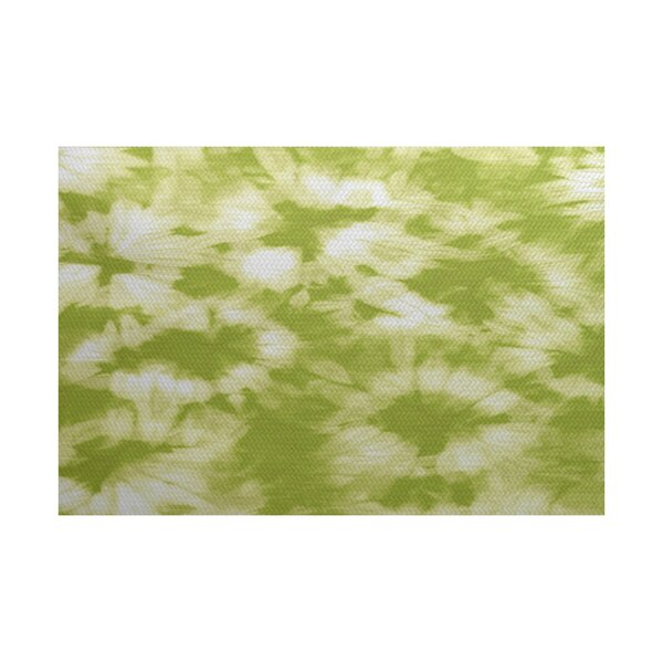 Pembrook Light Green Indoor/Outdoor Area Rug by Bay Isle Home