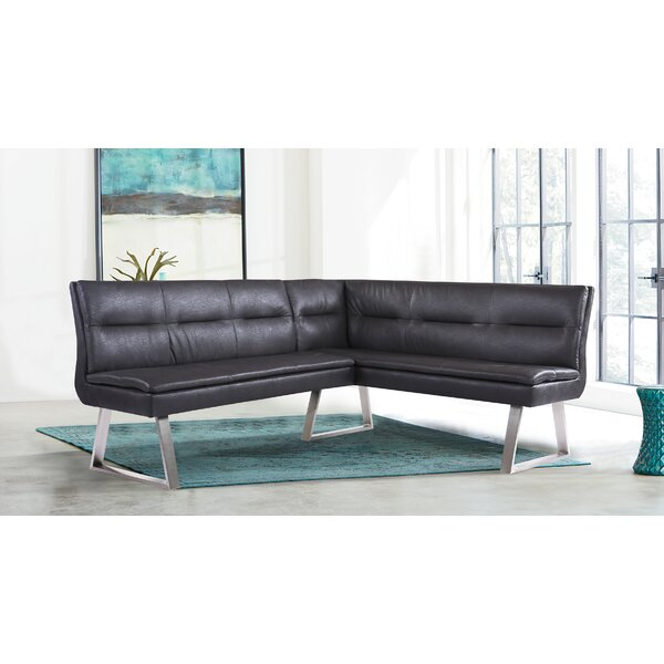 Gorden Corner Sectional by Orren Ellis