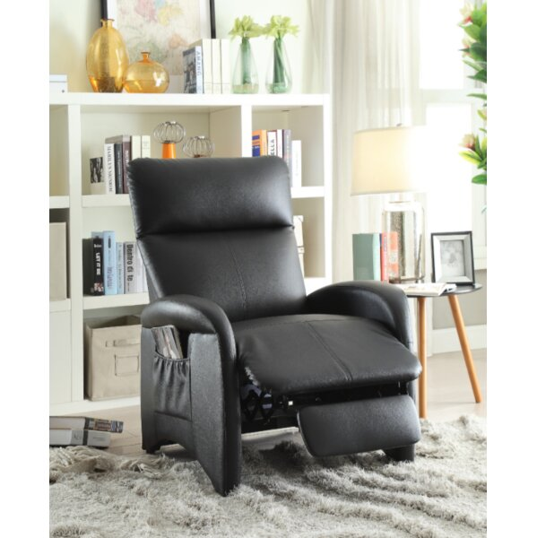 Pallesen Manual Recliner by Ebern Designs