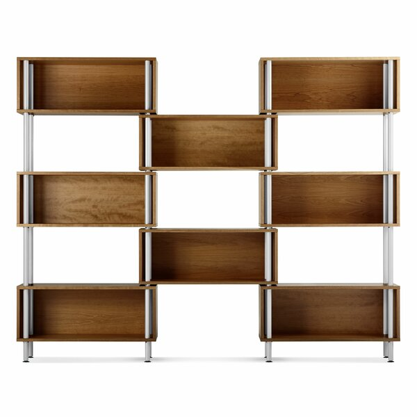 Free Shipping Chicago Library Bookcase