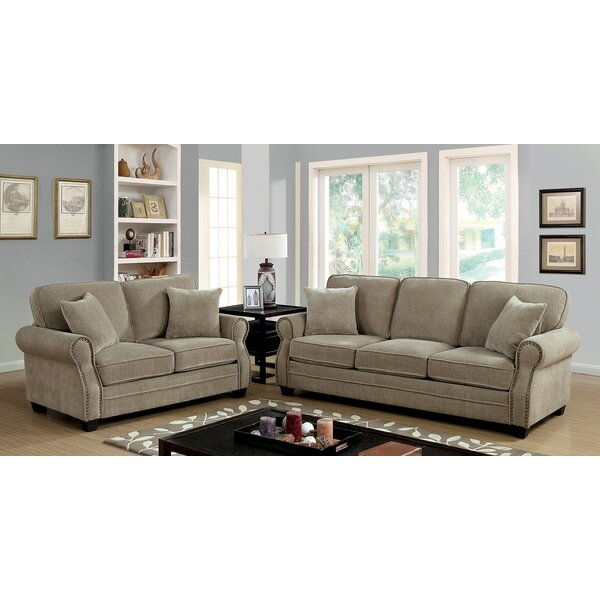 Flyover Configurable Living Room Set by Andrew Home Studio