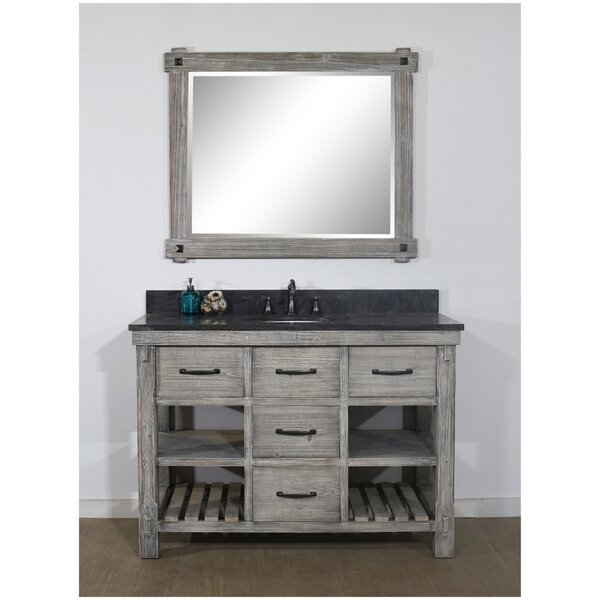 Wilbanks 49 Single Bathroom Vanity Set by Breakwater Bay