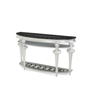 Hollywood Swank Starry Night Console Table b..