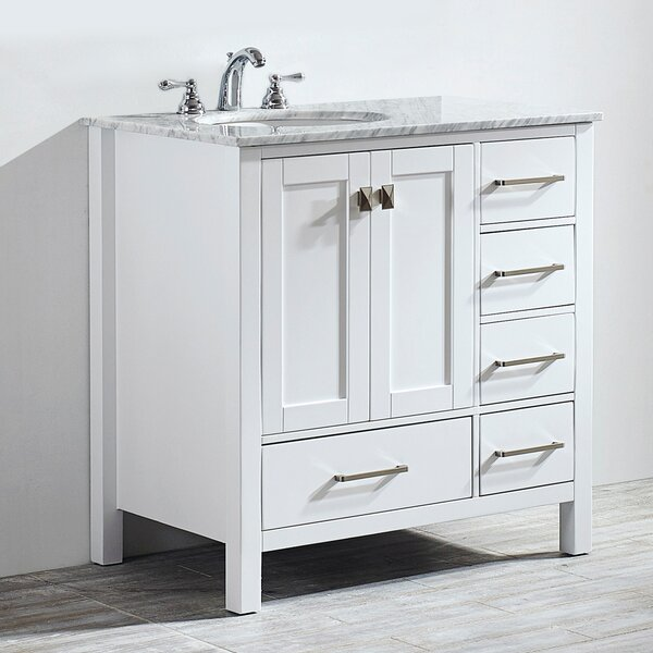 Newtown 36 Single Bathroom Vanity Set By Beachcrest Home.