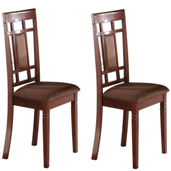 Griswald Dining Chair (Set of 2) by Red Barrel Studio