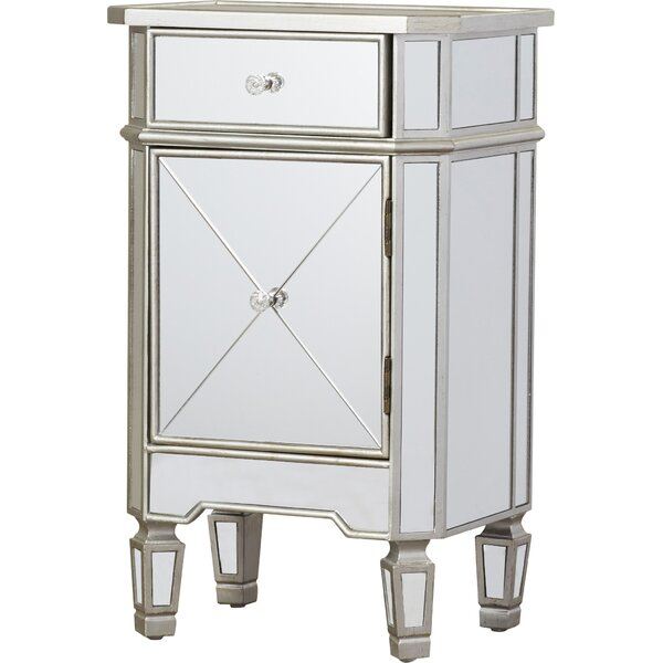Mairead Single Door Accent Cabinet by Willa Arlo Interiors Willa Arlo Interiors