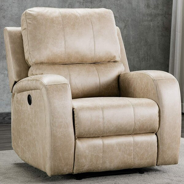 Classic Electric Power Home Theater Individual Seating By Winston Porter