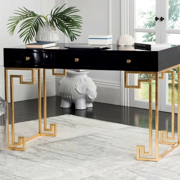 Bingley Writing Desk by Willa Arlo Interiors