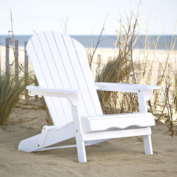 Delicieux Ridgeline Solid Wood Folding Adirondack Chair
