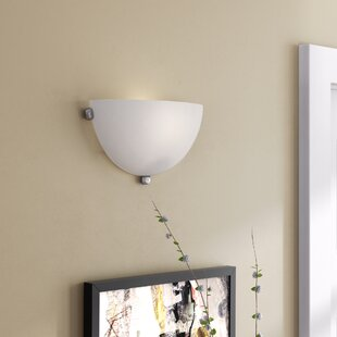 Purchase Caves 1-Light Modern Wall Sconce By Ebern Designs