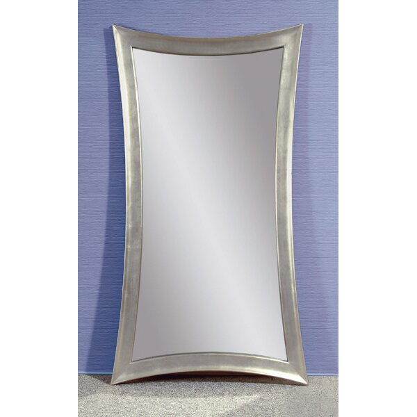 Catlin Concave Leaner Full Length Mirror by Rosdorf Park