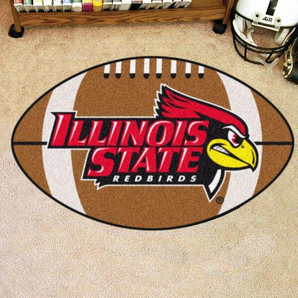 NCAA Illinois State University Football Mat by FANMATS