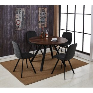 Tami 5 Piece Round Dining Set ByWilliston Forge