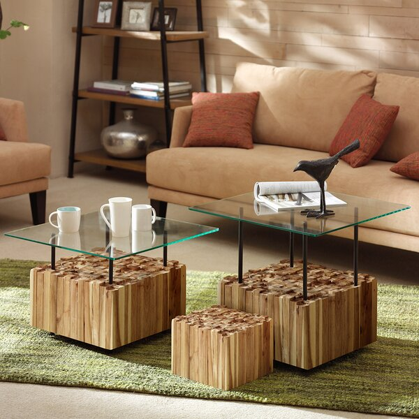 Maclin Coffee Table by Union Rustic