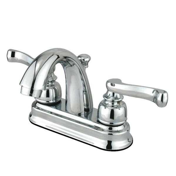 Royale Centerset Bathroom Faucet with Drain Assembly