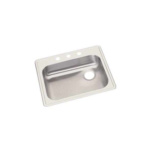 Dayton 25 L x 21 W Drop in Kitchen Sink