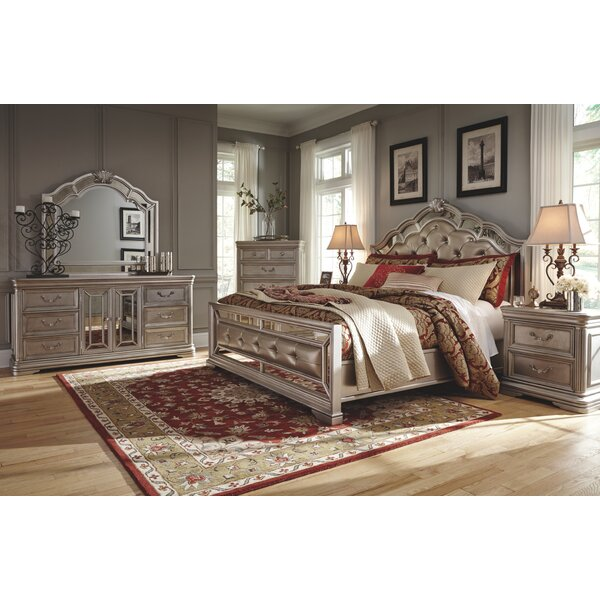 Randell Configurable Dresser Set by Fleur De Lis Living