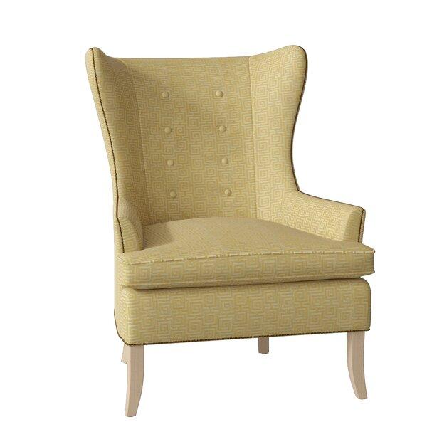 Hannah Wingback Chair By Hekman