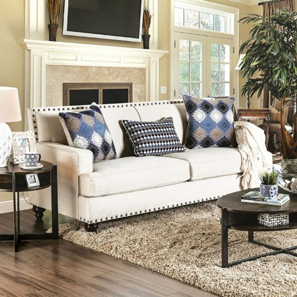 Henderson Premium Transitional Sofa by Canora Grey