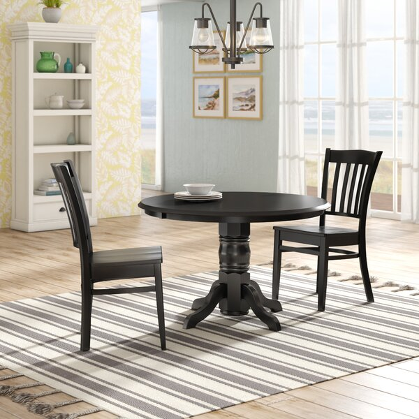 Langwater 3 Piece Bistro Set by Beachcrest Home