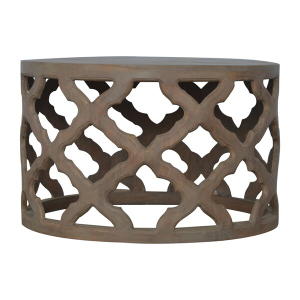 Gilleasbuig Round Accent Stool by One Allium Way