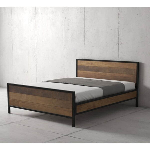 Beckmann Queen Platform Bed by Foundry Select