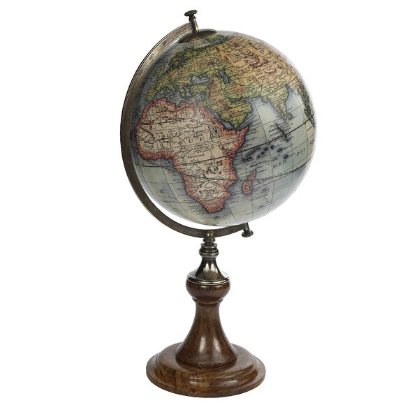 Vaugondy 1745 Classic Globe Stand by Authentic Models