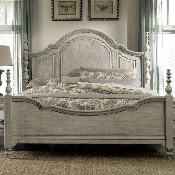 Macleod Four Poster Bed by Rosdorf Park
