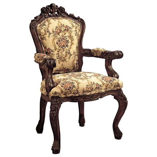 Antique Armchair by Design Toscano Design Toscano