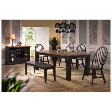 Acacia Wood Bench by ECI Furniture
