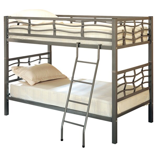 Echo Twin over Twin Bunk Bed by Wildon Home ®