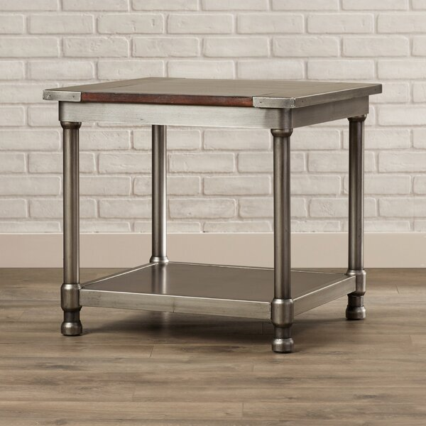 Marxim End Table by Trent Austin Design