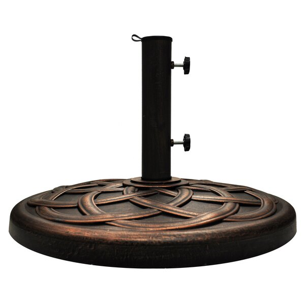 Ploy stone Umbrella Base by Budge Industries