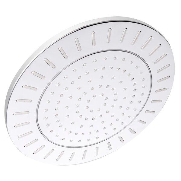 Round Single Spray Rain Adjustable Shower Head By AKDY