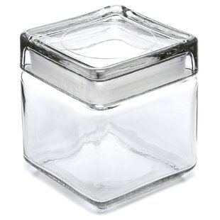 Stackable Kitchen Canister (Set Of 4)