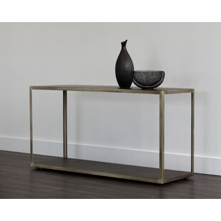 Mortimer Console Table by Sunpan Modern
