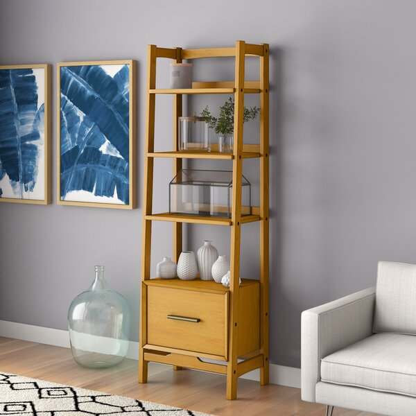 Easmor Ladder Bookcase by Langley Street