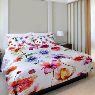 Belles Filles Watercolor Duvet Cover